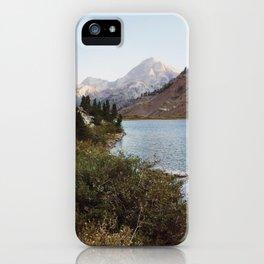 Mildred Lake iPhone Case