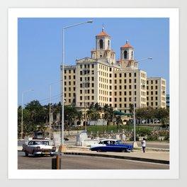 Havana 10 Art Print
