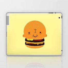 Cheeseburgerhead Laptop & iPad Skin