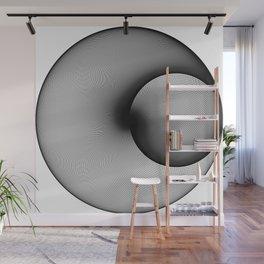 Shady Circles Wall Mural