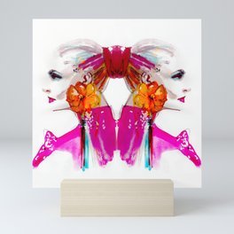 Gemini Mini Art Print