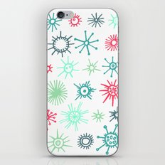 Heliozoa iPhone & iPod Skin