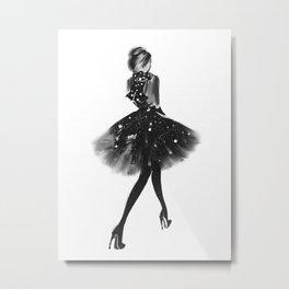 Carlee Metal Print