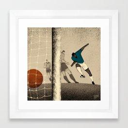 History of FIFA World Cup - Sweden 1958 Framed Art Print