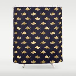Under The Sea, Pattern Shower Curtain