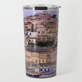 Sunrise on the Amalfi Coast Travel Mug