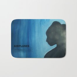 Airplanes Bath Mat