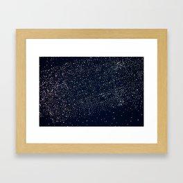 stars III Framed Art Print