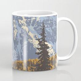 Banff National Park Coffee Mug