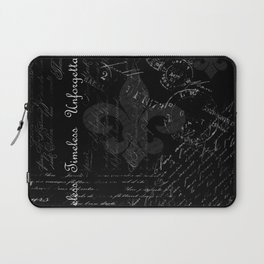 Priceless, Timeless, Unforgettable Laptop Sleeve