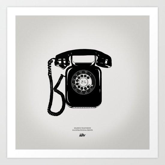Icons 008 Art Print