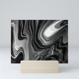 The Power of Black Mini Art Print
