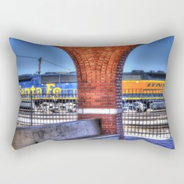 Santa Fe, BNSF Rectangular Pillow