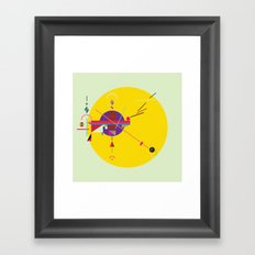 x4-7 Framed Art Print