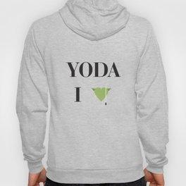 I heart Yoda Hoody
