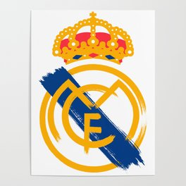 Real Madrid C.F Poster