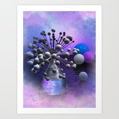 the other bouquet -2- Art Print