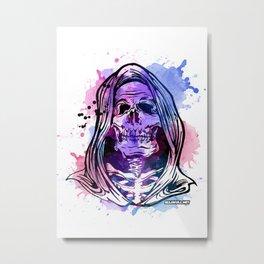 125 Metal Print