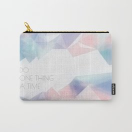 MANTRA #4 Carry-All Pouch