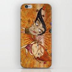 Couple iPhone & iPod Skin