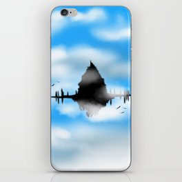 Sword Art Online-Aincrad #2 iPhone Skin