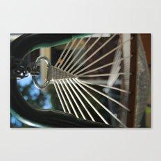 rings, strings, and things Canvas Print
