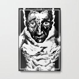 P2 Metal Print