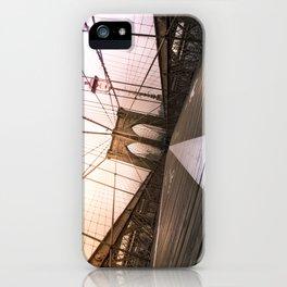 Brooklyn Bridge, New York City iPhone Case