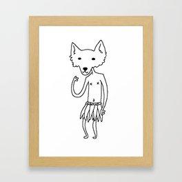 Wild Me Framed Art Print