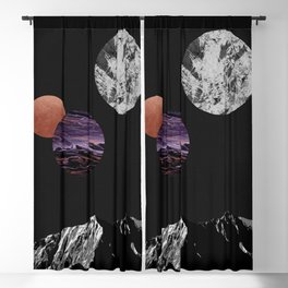 Space I Blackout Curtain