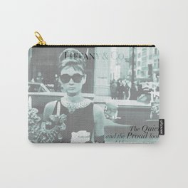 Breakfast at Tiffany's I Carry-All Pouch