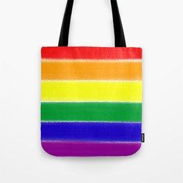 Prideful Loverly Rainbow Wonders Tote Bag