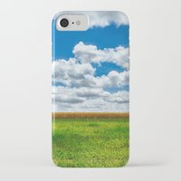 toy story iPhone & iPod Cases featuring Toy Story Cloud Day by Greg Hogan