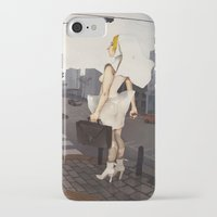 seoul iPhone & iPod Cases featuring Seoul tour  by MYLÈNE BRAGINA