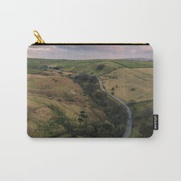 Through the Hills Carry-All Pouch