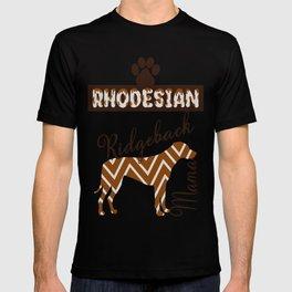 Rhodesian Ridgeback Mama/ Shirt / Tank Top / Hoodie / Mug / Art Print / Poster / Rhodesian Dog Lover T-shirt