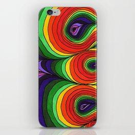 Vibrancy iPhone Skin