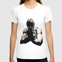 bane T-shirts featuring Bane by a vitruvian man