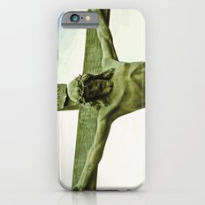 Jesus and my cross. Slim Case iPhone 6s