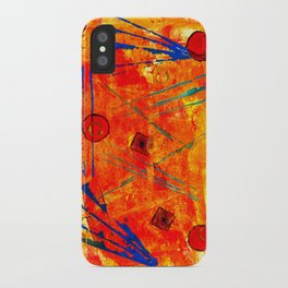 Limbic Blast iPhone Case