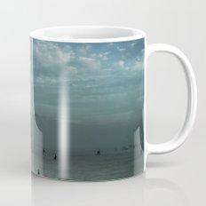 Mushroom Sunset Mug