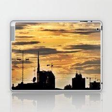 Milano City Skyline {Italy} Laptop & iPad Skin