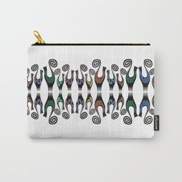 Snooty Reflections Carry-All Pouch