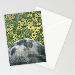 Moonflowers Stationery Cards