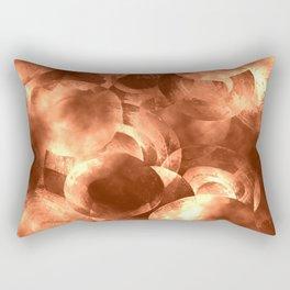 Thoughtless Pennies Rectangular Pillow