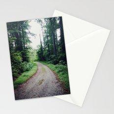around the next turn Stationery Cards