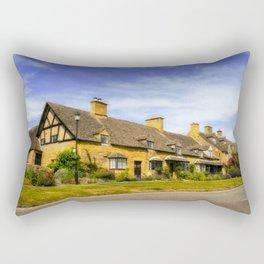 Alluring Cotswolds. Rectangular Pillow