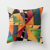 sail Throw Pillows featuring Sail by Bill Fester Designs
