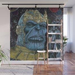 Thanos Wall Mural