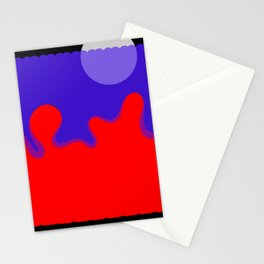 Abstraction 002 Stationery Cards